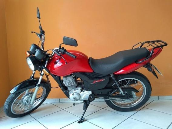 Honda Honda Cg 125 Fan Ks Rua