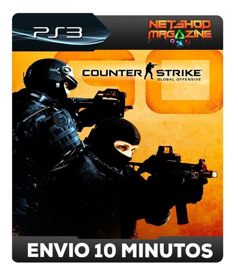 Counter-strike: Global Offensive - Psn Ps3 - Envio Imediato