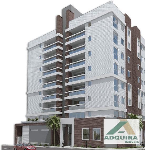 Apartamento Padrão Com 3 Quartos No Edifício Nob Plaza - 3604-l