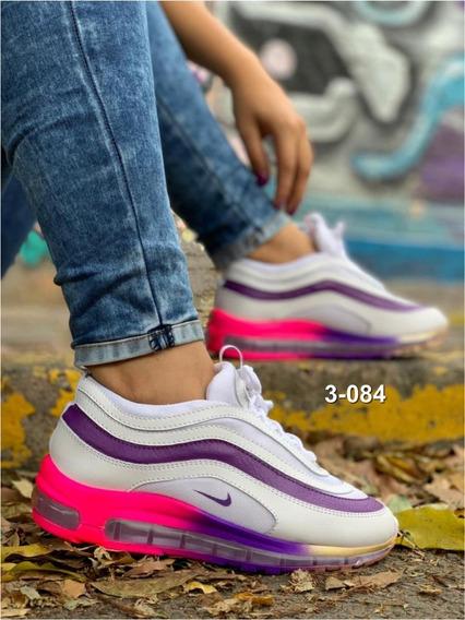 Tenis Zapatillas Para Dama,moda Y Estilo Envio Gratis