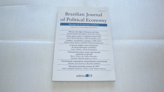 Revista Economia Politica Vol.34 No4 145 Out-dez2016 Edit34