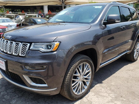Jeep Grand Cherokee 3.6 Summit Elite Platinum Mt 2018