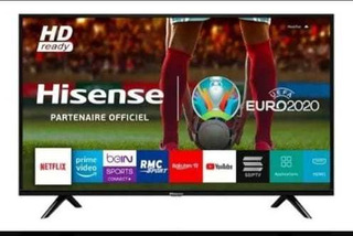 Smart Tv Led Hisense 32 Excelente Estado