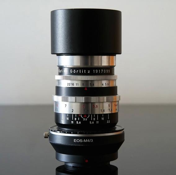 Lente Meyer-optik Görlitz Telefogar 90mm F3.5 - Para M4\3