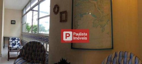 Apartamento Com 3 Dormitórios À Venda- Aparecida - Santos/sp - Ap29165
