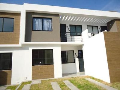 Renta Casa Duplex Semi Amueblada Riscos De Zakia Privada