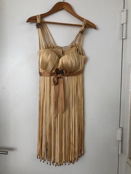 Vestido De Fiesta Claudia Arce