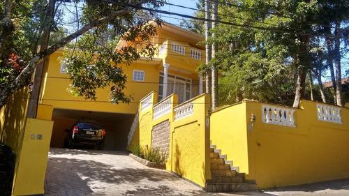 Imagem 1 de 28 de Casa Com 3 Dormitórios À Venda, 600 M² Por R$ 850.000 - São Fernando Residência - Barueri/sp - Ca0748