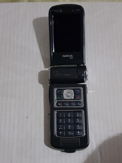 Celular Nokia N93 (carcaça) Funciona Samsung Motorola Siemen
