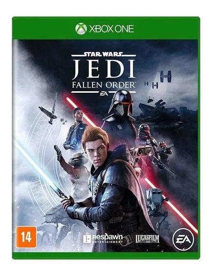 Star Wars Jedi Fallen Order Xbox One Mídia Física Lacrado