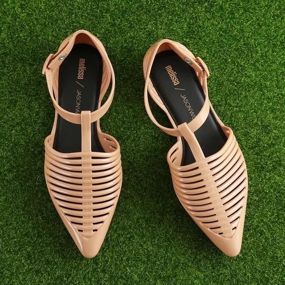 Zapatos Flats Mujer Melissa Jason Wu 5 Mx 39 Eu