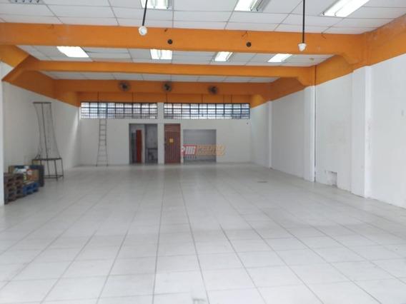 Salao Comercial No Bairro Rudge Ramos Em Sao Bernardo Do Campo - L-29360