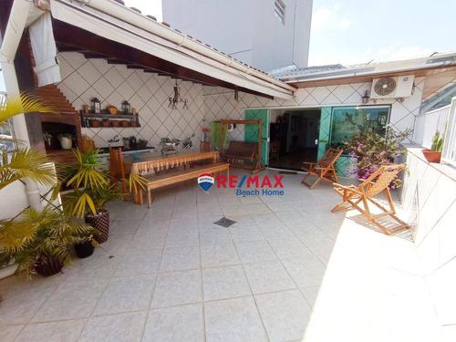 Imagem 1 de 26 de Cobertura À Venda, 160 M² Por R$ 400.000,00 - Praia Da Enseada - Guarujá/sp - Co0104