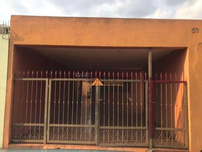 Casa Residencial À Venda, Quintino Facci I, Ribeirão Preto. - Ca1731