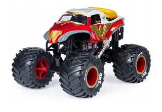 Monster Jam Vehiculo 1.24 Surt Suspension Int 58700 Original