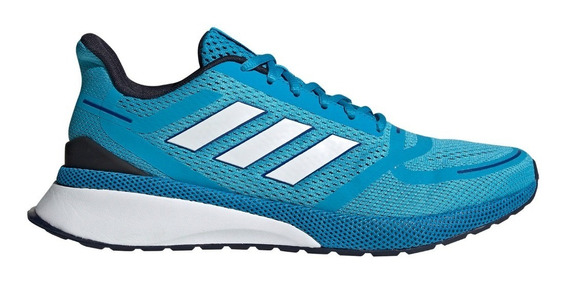 Zapatillas adidas Nova Run Turquesa De Hombre