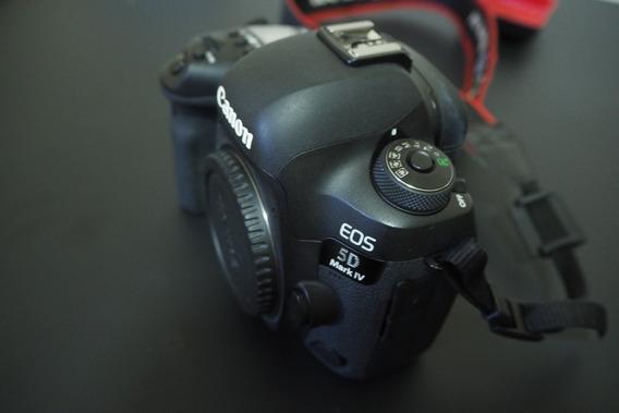 Canon 5d Mark Iv (corpo)