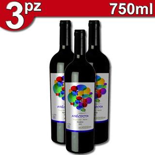 Vino Mexicano - Altotinto Anécdota Dulce 3pz
