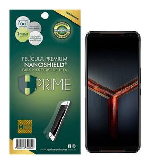 Película Asus Rog Phone Ii Zs660kl - Hprime Nanoshield