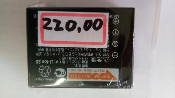 Bateria Para Fujifilm