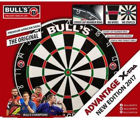 Bulls Advantage Xtra Profissional Alvo Dardos Profissional
