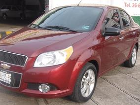 Chevrolet Aveo 1.6 Ltz Mt 2013