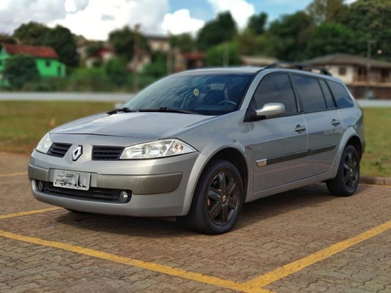 Renault Megane Grand Tour 2009 1.6 Manual