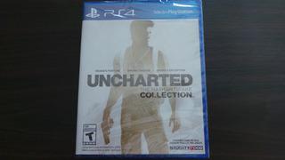 Uncharted The Nathan Drake Collection Ps4 Nuevo Sellado