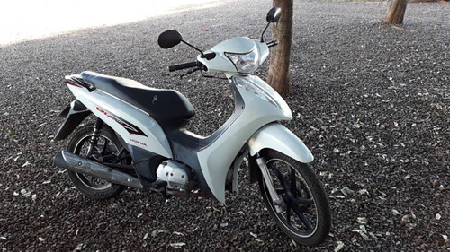 Honda Biz 125+ Ano 2015 Branca