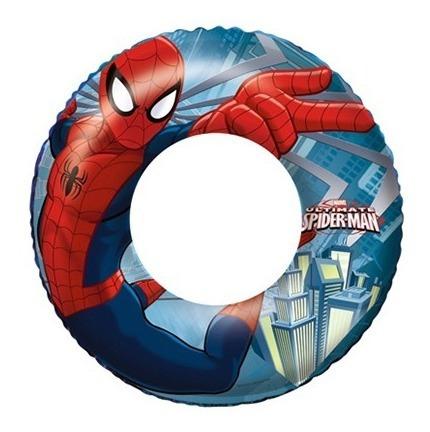 Aro Flotador Spiderman.