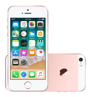iPhone Se 16gb Rose Original +capa Película Brinde ( Lindo)