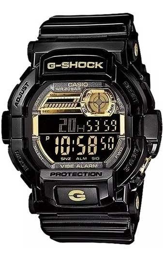 Relógio Casio G-shock Gd-350br-1dr *vibration
