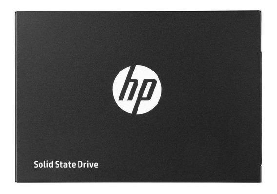 Disco sólido interno HP S700 2DP97AA 120GB preto