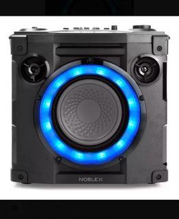 Parlante Party Audio Portatil Noblex Mnt90bt