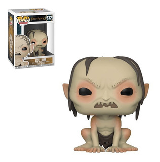 Figura Funko Pop Lord Of The Rings - Gollum 532