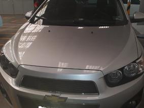 Chevrolet Sonic 2014 4p Ltz 1.6 Aut