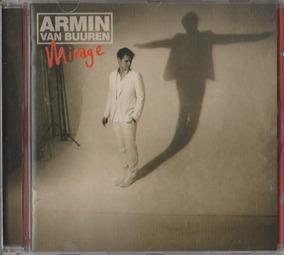 Armin Van Buuren - Cd Mirage - 2010 - Lacrado