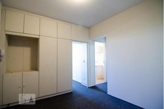 Apartamento No 4º Andar Com 1 Dormitório E 1 Garagem - Id: 892969554 - 269554