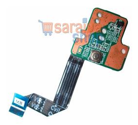 Placa Botão Power Compaq 435 Cq57 Hp 630 635 2000 Séries