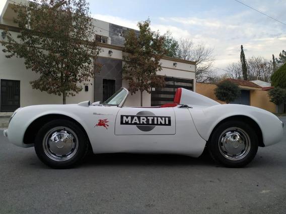 Porsche 550 Replica Spyder 1955 Fibra