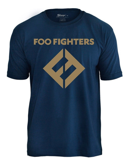 Foo Fighters - Concrete And Gold Camisa Rock In Rio