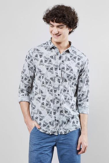 Camisa Ml Tropical Reserva