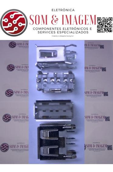 Kit 10 Conector Usb Pioneer Original Mixtrax Frete Incluso