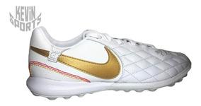 Chuteira Original Nike Tiempo Lunar Legend X 7 Pro R10 Tf