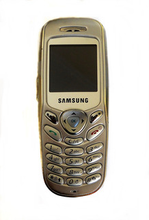 Telefone Celular Cdma Samsung Schn 415 Inoperante