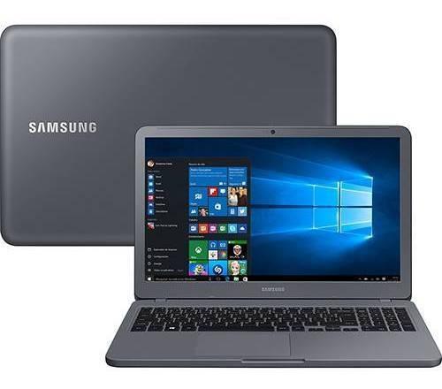 Notebook Essentials Intel Core I3 7ger 4gb, 1tb. Vitrine