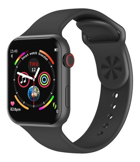 Relógio Smartwatch F10 Inteligente Ios Android - Preto