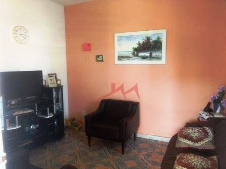 Casa Com 2 Quartos À Venda, 75 M² Por R$ 500.000 - Raul Veiga - São Gonçalo/rj - Ca0045