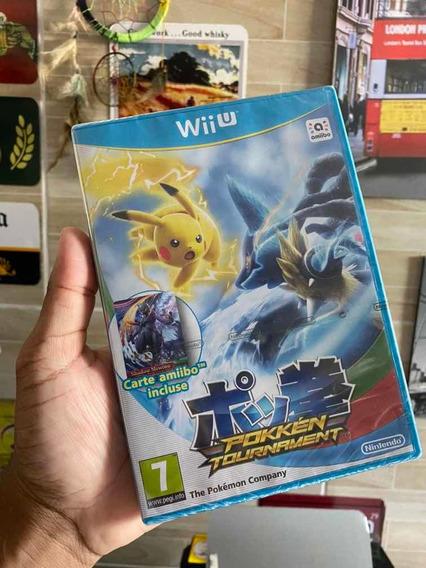 Pokémon Pokken Tournament Wii U Lacrado