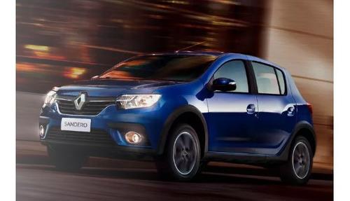 Nuevo Renault Sandero Zen 1.6 Con Flete Y Patentamientos Inc